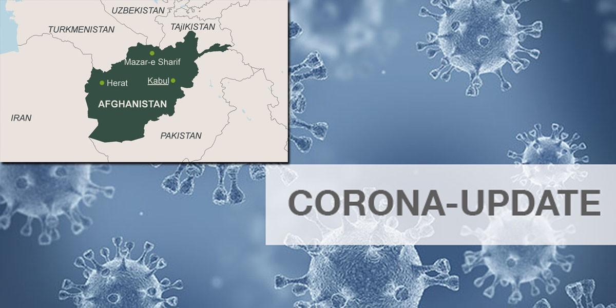 अफगानिस्तानको राजधानीमा परीक्षण गरिएका नमूनामध्ये झन्डै एकतिहाइमा कोरोना भाइरस