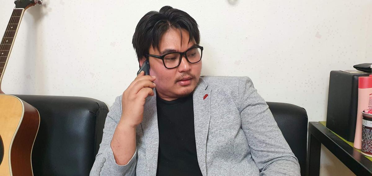प्रवासी नेपाली मञ्च दक्षिण कोरियाको समानान्तर कमिटि घोषणा : अध्यक्षमा शुभराज भोम्जन