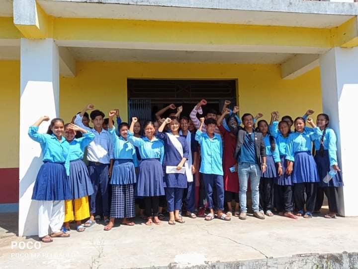 अखिल क्रान्तिकारी देवकी माध्यमिक विद्यालयको अध्यक्षमा डोल्मा पाख्रीन