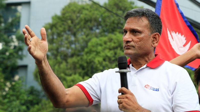 रमेश खरेलको नेतृत्वमा 'हाम्रो नेपाल सुशासन अभियान' हेटौँडामा हुने